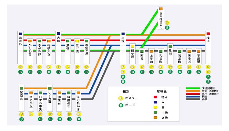 構内 横浜 図 駅